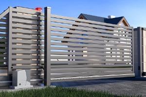Metal Fence Joliet IL