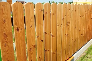 Image of a Fence Installation in Lockport IL